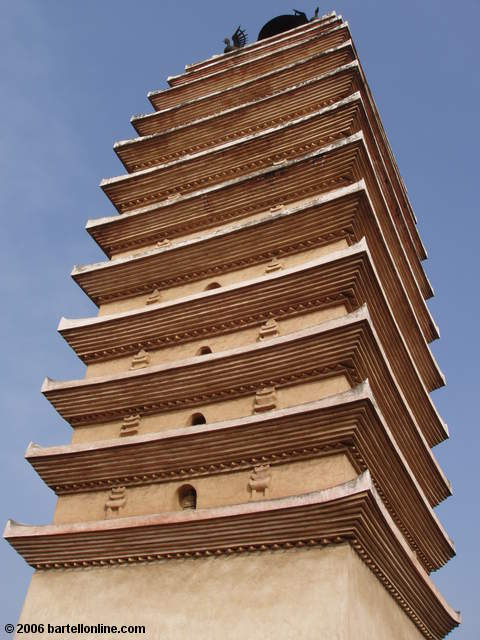 The West Pagoda in Kunming, Yunnan, China